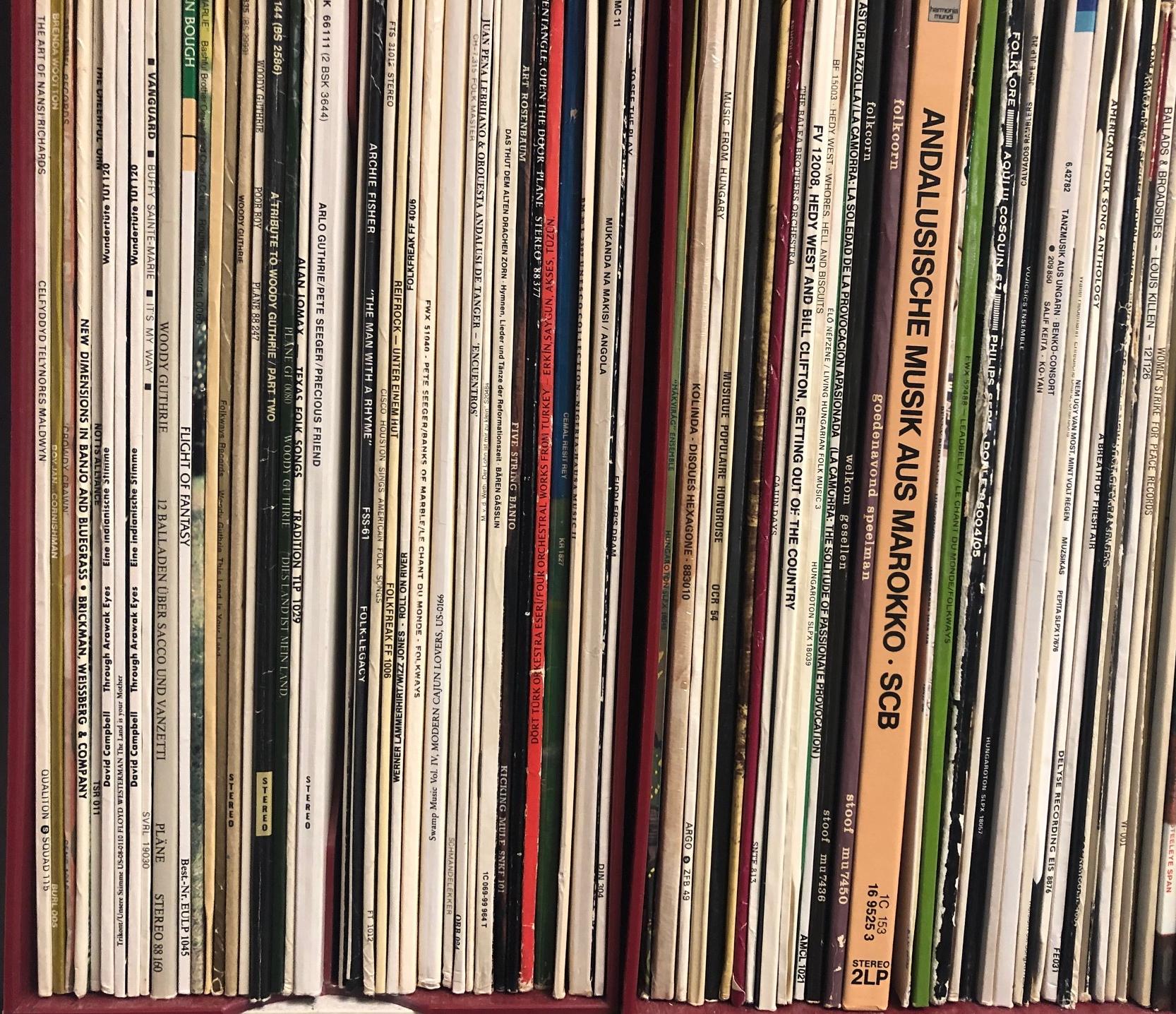 Schallplatten Ankauf Frankfurt LP-Ankauf