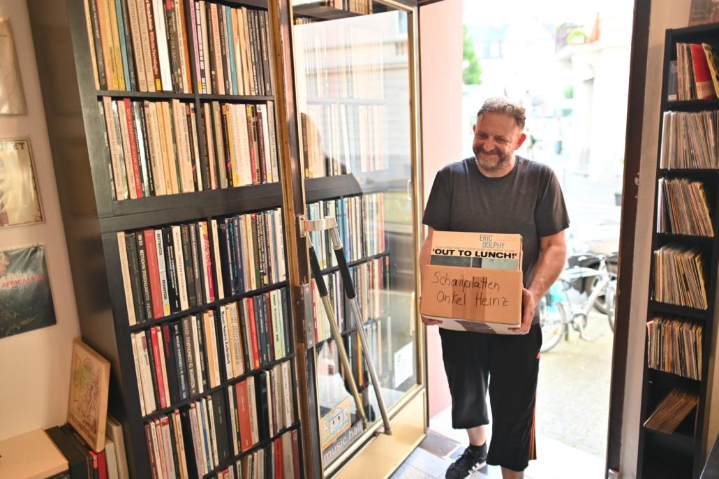 LP-Ankauf Ladengeschäft Schallplatten Ankauf Frankfurt