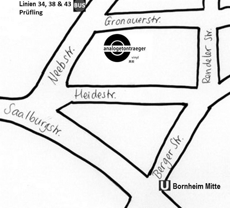 Kontakt Schallplatten Frankfurt Ankauf