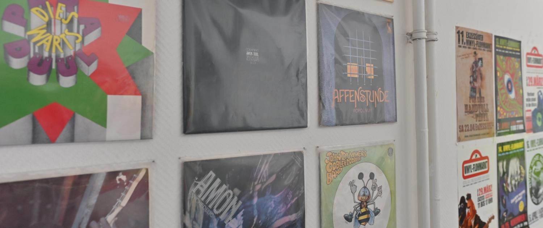 Ladengeschäft Schallplatten Ankauf Frankfurt