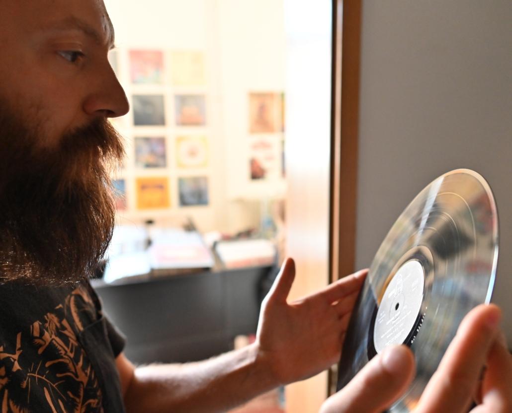 Über uns - Ihr Schallplattenladen