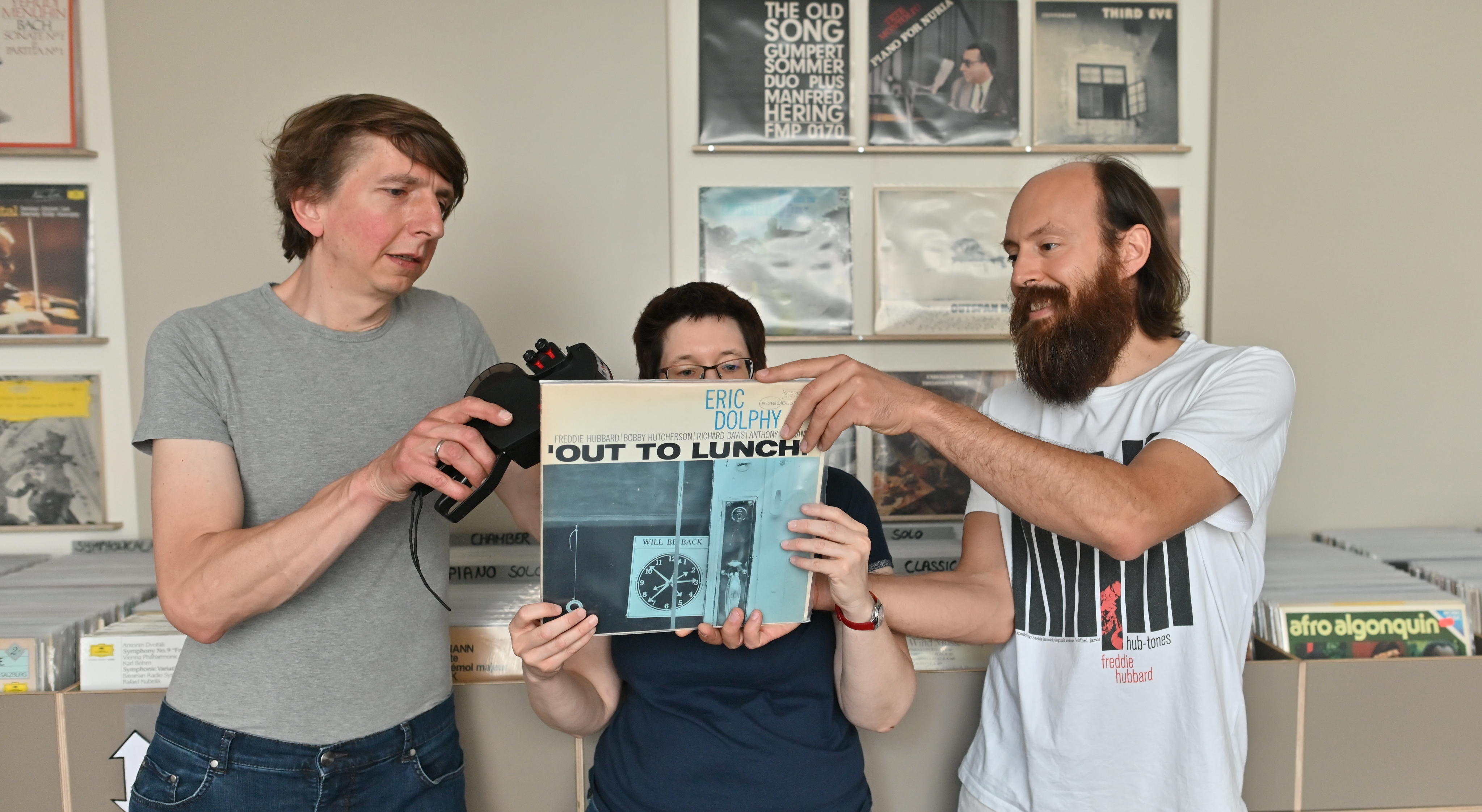 Über uns - Ihr Schallplattenladen frankfurt