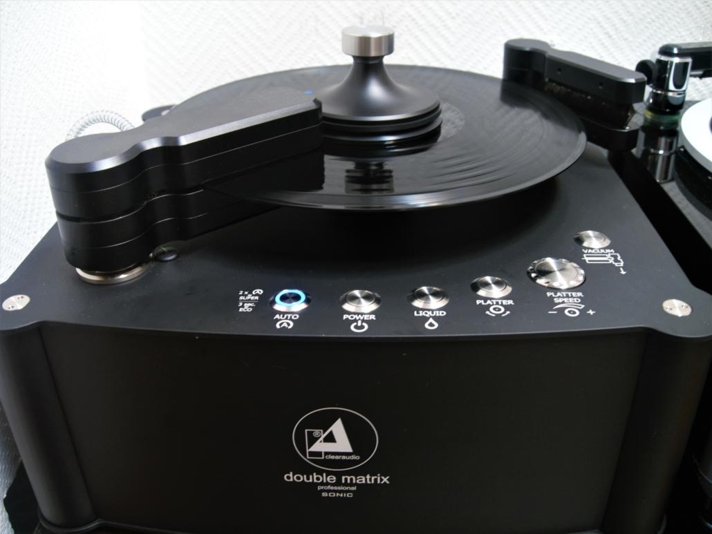 Aktuelles LP-Reinigung Plattenwaschmaschine