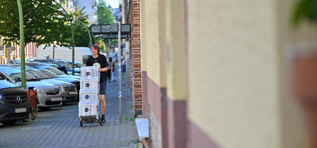 LP-Ankauf Ankauf Frankfurt Schallplatten